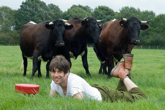 Photograph of Alex James, Musician and Cheesemaker